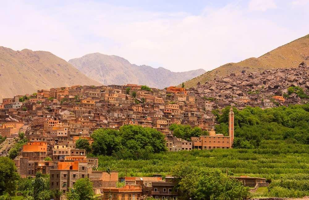 Kasbah Atlas Morocco