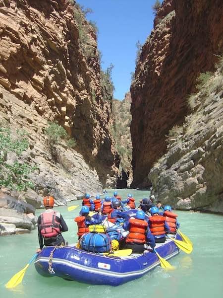 Ahansal river