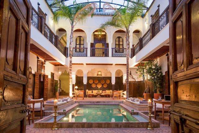 Riad Kasbah, Marrakech