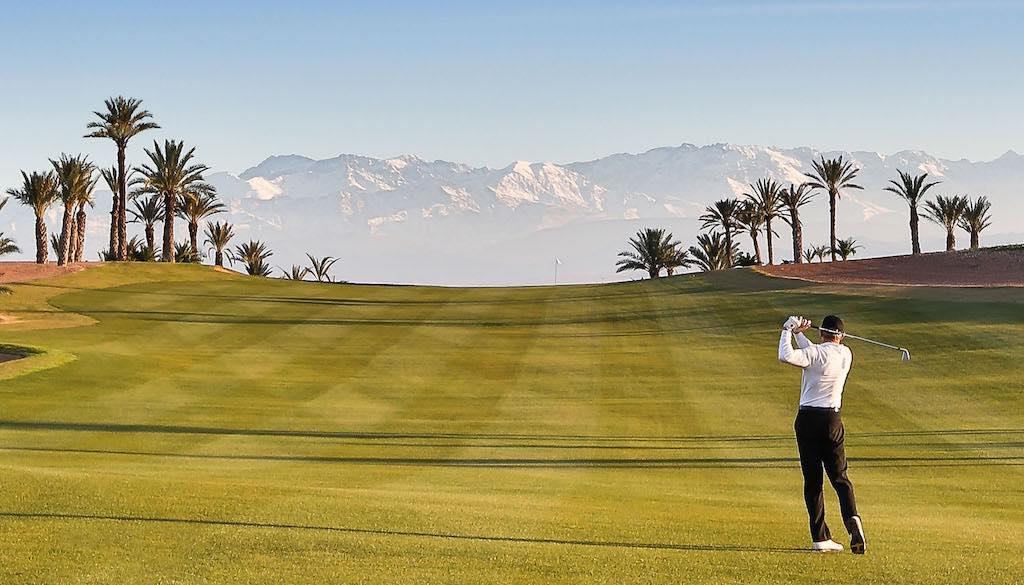 Golf courses Morocco