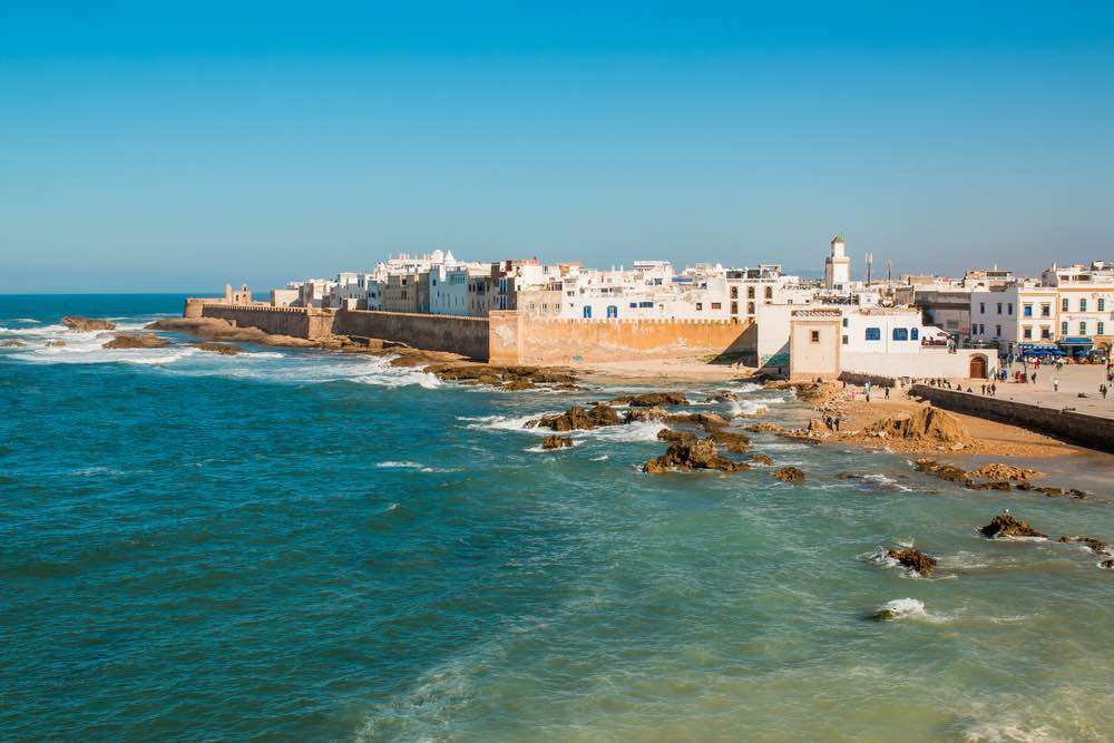 Essaouira city