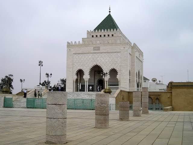 Mausoleum Mohamed V