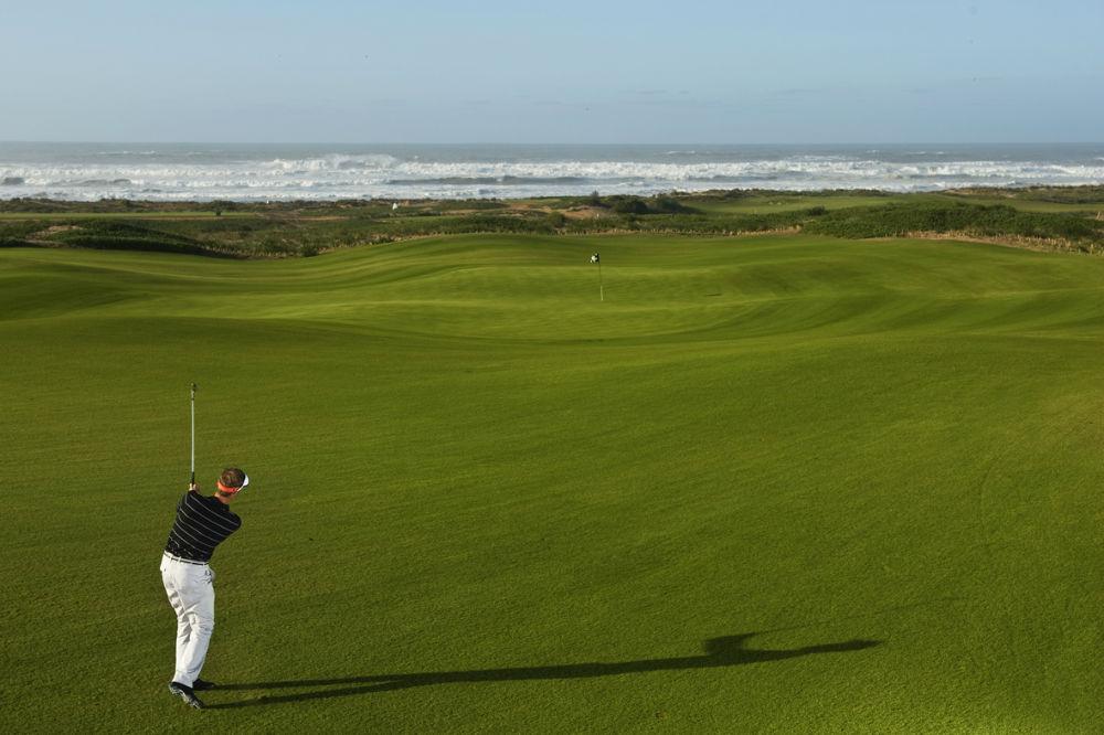 Golf course Morocco