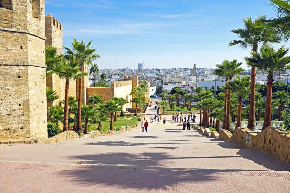 Rabat heritage