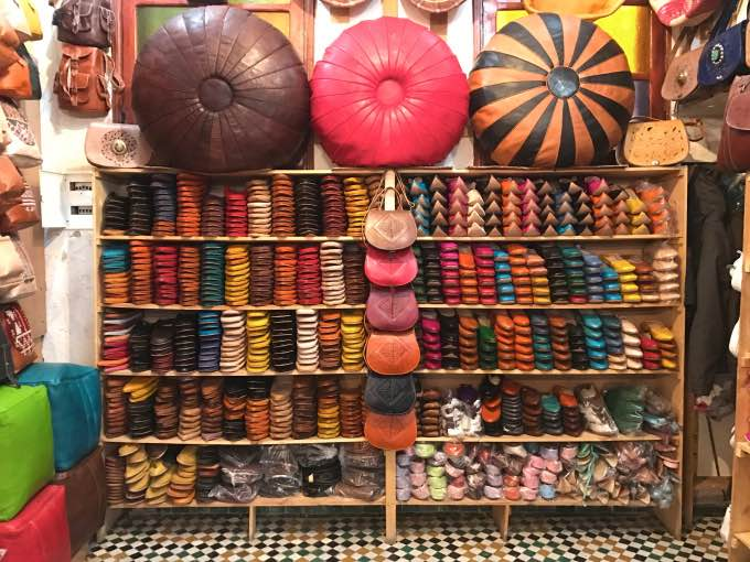 shop in morocco