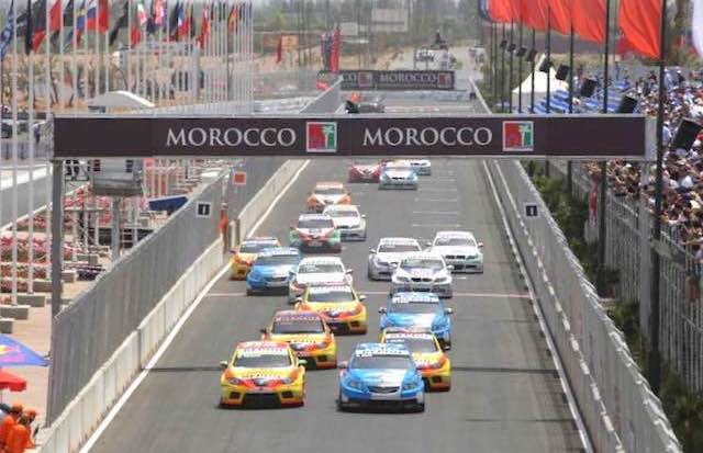 Grand prix marrakech