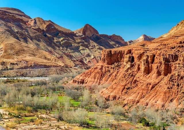 Mgoun massif-Viva Morocco