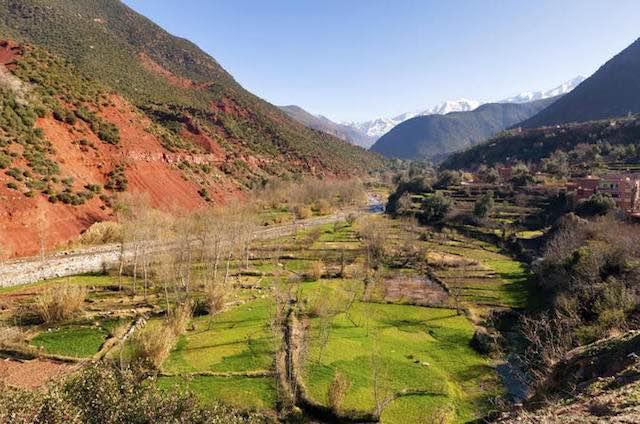 Ourika valley-Viva Morocco