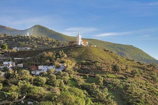 rif mountains chefchaouen-Viva Morocco